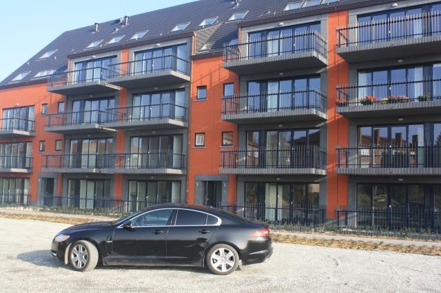 Tubize : 27 appartements, 3.000 m² (Architecte : Zanardini)